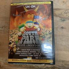 South Park: Bigger, Longer Uncut (Dvd, 1999) - New