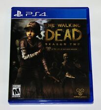 Replacement Case (NO GAME) The Walking Dead Season Two PlayStation 4 PS4 Box