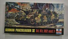 Lot 11-493 * ESCI 1/72 Scale kit 8056, German Panzerjaeger IV Sd.Kfz. 162 ausf F