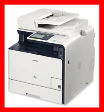 Canon ImageCLASS MF8580CDW Printer -- REFURBISHED ! -- w/ Toners & Drums !!!