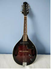 More details for lovely wesley electro-acoustic mandolin