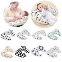U-Shape Baby Nursing Breastfeeding Support Pillow Newborn Infant Feeding Cushion