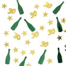 30th Birthday Table Scatter | 30th Party Table Confetti Decor - UK SELLER