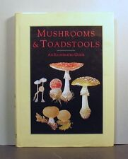 Mushrooms and Toadstools,  An Illustrated Guide