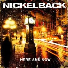 Here and Now by Nickelback (CD, Nov-2011, Roadrunner Records)