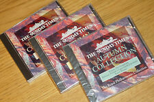 Sunday Times Autumn Collection Set of 3 Classical Music Albums All Mint Sealed