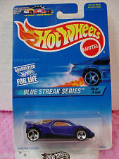 Hw 1997 Hot Wheels Speed Blaster #576 variant blue