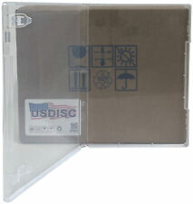 USDISC Storage Stamp Cases Standard, Style #1, 14mm Clear Mount (Clear)