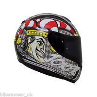 MT Thunder Joker Cheap Full Face Motorcycle Helmet Special Eddition Unisex Fit
