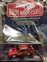 1:43 ALFA ROMEO GTV6 2.5  RALLYE MONTE-CARLO C. #71 IXO DIE-CAST MIB