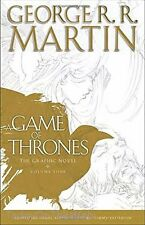 A Game of Thrones: The Graphic Novel: Volume Four Hardcover by Daniel Abraham