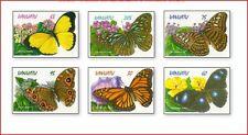 VAN98011 Butterflies 6 pcs