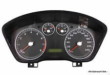 Combi instrumento velocímetro Ford Focus 4m5t10849er Tachometer cabina Cluster