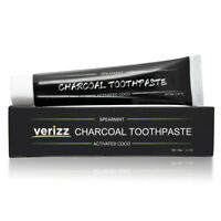 Bamboo Charcoal Toothpaste Teeth Whitening Black Remove Stains Bad Breath 105g