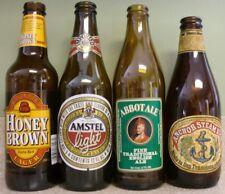 Vintage Beer Bottle Lot ~ Dundee's ~ Amstel ~ Anchor Steam ~ Abbot Ale