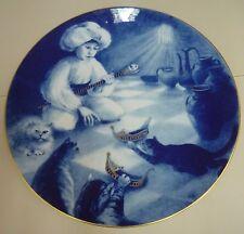 Meissen Piatto da collezione Aladino  dell'anno 1986 - Rivenditore Autorizzato