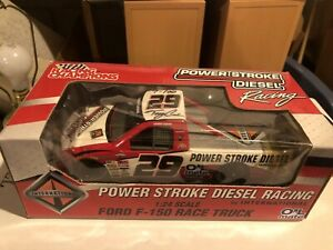 AUTOGRAPHED 2003 Terry Cook #29 Power Stroke Diesel Ford 1/24 Racing Champions