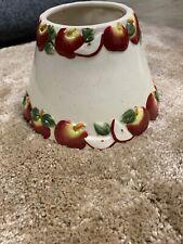 Yankee Candle Large Shade Apple Design Fall