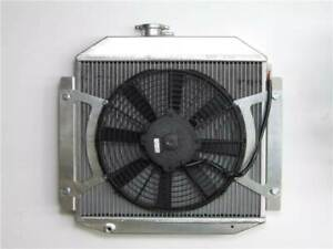Revotec Electronic Cooling Fan Conversion Kit Ford Cortina Mk1 / Mk2