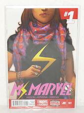 MS MARVEL #1 - Rare 1st Printing - WILLOW WILSON Adrian Alphona - MARVEL  Poster