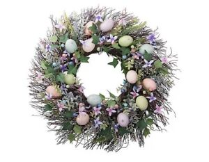 Home Essentials & Beyond 21-Inch Easter Wreath