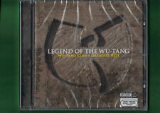 WU TANG CLAN - LEGEND OF THE WU TANG GREATEST HITS CD NUOVO SIGILLATO