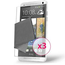 Films de protection anti traces de doigts Clear HD pour HTC One Mini (M4) ® x3