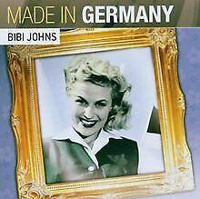 Made in Germany von Bibi Johns   CD   Zustand gut
