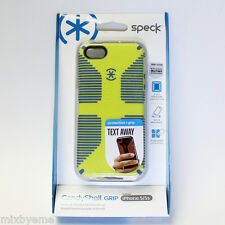 Speck APPLE iPhone SE 5 5S Case candyshell Grip Yellow/blue Shell Cover Bumper