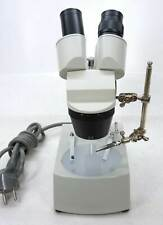 Stereomikroskop Stereolupe Stemi KTD * Vergrößerung 20x + 40x * (opt. bis 80x)