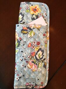 Vera Bradley Curling Iron Cover Floating Garden NWT