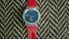 Swatch watch ladies
