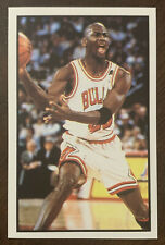 1992-93 Michael Jordan Panini Sticker #12