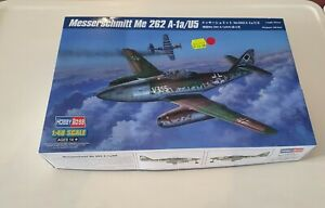 HobbyBoss No. 80373 | 1:48 Messerschmitt Me 262 A-1a/U5