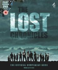 The Lost Chronicles: The Official Companion Book with Pilot Episode DVD,Mark Co