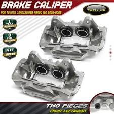 2x Brake Caliper Front Left + Right for Toyota Landcruiser Prado 120 2003-2009