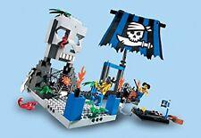 Lego 7074 Jack Stone Juniors Skull Island complet à 100 % de 2004 C319
