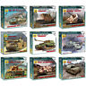 "ZVEZDA Model Kits ""German Tanks & Motorized Forces 1939-1945 WWII"" Part #2"