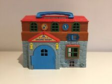 Take Along Thomas and Friends - Sodor Engine Works and Wash - vgc