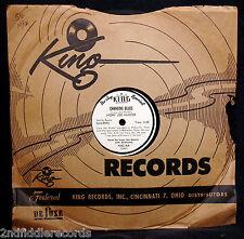 IVORY JOE HUNTER-Changing Blues-Museum Quality Blues Promo 78-KING #4382