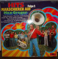 Hits Marschieren Auf Max Greger Folge 2 vinyl 2371-379   010618LLE