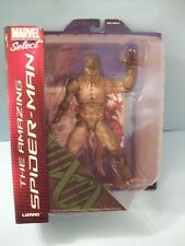 AMAZING SPIDER-MAN LIZARD  ACTION FIGURE  by MARVEL SELECT NEW
