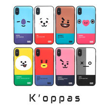 Official BT21 Face Multi Card Bumper Phone Case Cover 100% Authentic Mobile MD