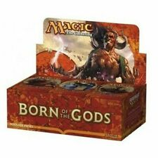 Magic Mtg BORN OF THE GODS Factory sealed Booster Box !