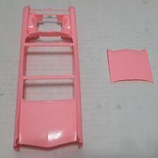 Monogram 59 Cadillac Eldorado Convertibl INCOMPLETE Clear Parts Tree 1:25 #2957