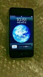 Apple iPhone 1st Generation - 8GB - Black (AT&T) A1203 (GSM) - Used - Works