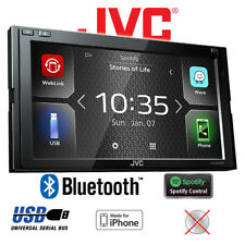 JVC KW-M540BT Bluetooth / MP3/ USB/ TFT / Tocas /Iphone/Android/Spotify Vehículo