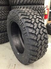 4 NEW 35x12.50R22 Nitto Trail Grappler MT MUD Tires 12.50 R22 10PLY 35125022