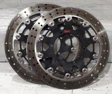 dischi freni anteriori benelli trk 502 front brake disc bremsscheibe