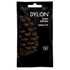 DYLON Fabric Clothes Hand Dye 50g Dark Brown